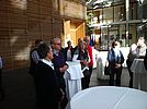 Besuchergruppe aus dem Wahlkreis (30.09.2011)