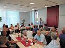 Besuchergruppe aus dem Wahlkreis (Juli 2010)