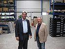 """Nachrichtenmagazin """"Focus"""" besuchte Fa. Willi Ötting (09.07.2009)"""