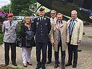 Fliegerhorst-Besichtigung mit MdB Wilfried Lorenz (27.05.2015)