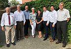 Generalsekretär Seefried besucht Frauenhaus Diepholz (08.08.2018)