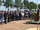 Erster Spatenstich für Ortsumgehung Barenburg (20.06.2016)