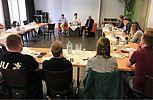 JU Niedersachsen diskutiert Welthandel und Strafzölle (01.09.2018)