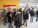 Canvassing zur Landtagswahl (19.01.2013)