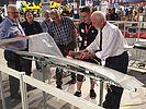 "Landeshelfervereinigung bei ""Ideen-Expo"" in Hannover (04.07.2015)"