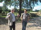 Axel Knoerig unterwegs in Bruchhausen-Vilsen und Syke (06.09.2010)
