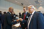 Praktikant Marlo Rethorn trifft Bundespolitiker (28.10.2016)