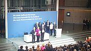 Unterzeichnung des Koalitionsvertrages (12.03.2018)