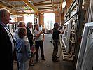 Sommertour 2015: Besuch der Tischlerei Wilkens in Staffhorst (31.08.2015)