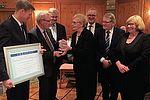 Verleihung des MIT-Ehrenpreises 2015 (17.11.2015)