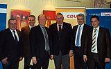 Neujahrsempfang der Südkreisverbände (13.01.2013)