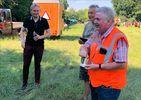 Pferdetreck mit Friedensglocke in Eystrup (07.-09.08.2020)