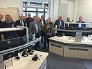 Leitstellen-Besichtigung der CDU-Kreistagsfraktion (07.04.2015)