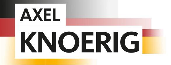 Logo - Axel Knörig
